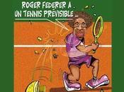 Roger Federer, force perce remous