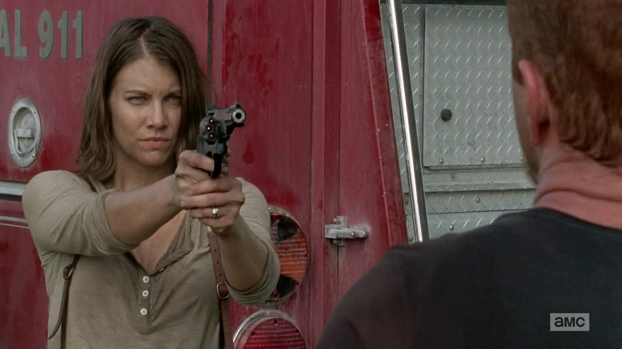 Les critiques // The Walking Dead : Saison 5. Episode 7. Crossed.