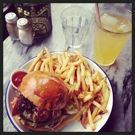 Craquage burger (21 novembre)
