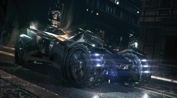 batman arkham knight april 4 Batman Arkham Knight : un peu de gameplay et la Batmobile...