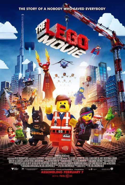 La Grande Aventure Lego - The Lego Movie, Phil Lord et Chris Miller (2014)
