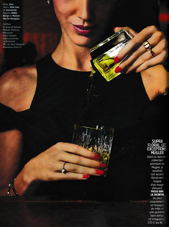 Fragrance Grazia