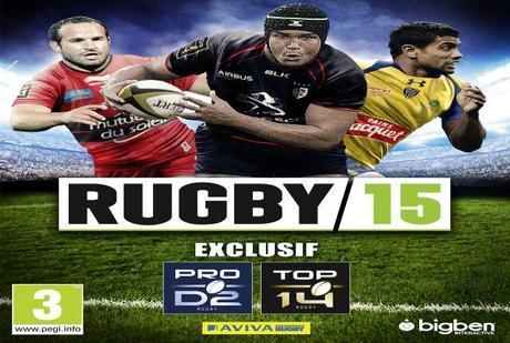 Découvrez le jeu vidéo «Rugby 15″