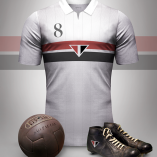 Les maillots de Foot revisités en mode Vintage