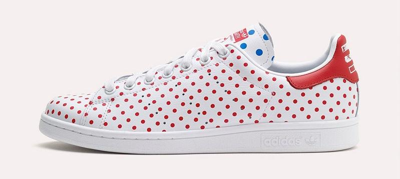 photo Adidas originals pharrell williams polka dot 12
