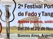 Deuxième festival Fado Tango Buenos Aires l'affiche]