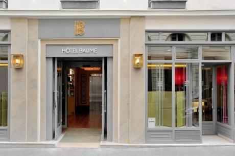 Visite Déco : Hôtel Baume