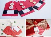 Emballer cadeaux Noël