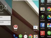 principales nouveautés d'Android Lollipop
