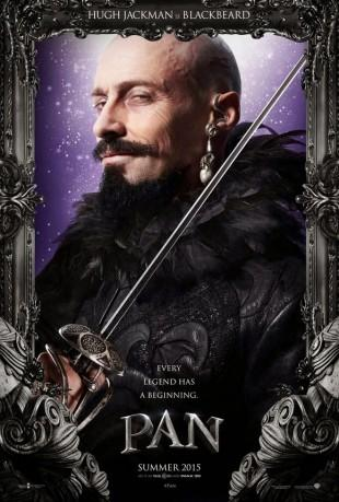 [News/Trailer] Pan : le trailer des origines de Peter !
