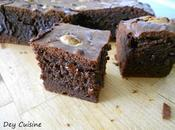Brownie trois chocolats