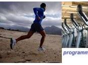 cardio- training footing prise masse