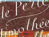 livre perle Timothée Fombelle