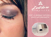 maquillage harmonieux naturel avec Sante Naturkosmetik