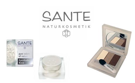 Maquillage bio et naturel Sante Naturkosmetik