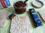 pâte tartiner diététique allégée chocolat vanille stévia (sans sucre beurre ajoutés riche fibres)