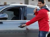 Audi souhaite joyeux Noël joueurs Barça