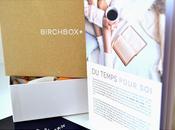 [Box] temps pour avec Birchbox Novembre