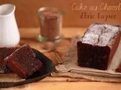 Cake Chocolat d'Eric Kayser