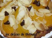 gratin soyeux l'amande abricots