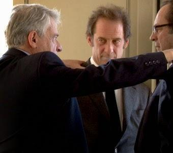2 Films  vus sur Arte et Canal + : Pater de Alain Cavalier, et Henri de Yolande Moreau vus à Canal Plus et notre Série Française préférée pour le moment : Engrenages