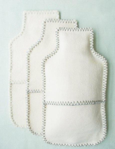 housse bouillotte laine point main 10 housses de bouillotte à coudre