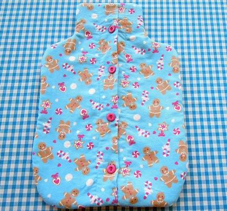 bouillotte pyjama 10 housses de bouillotte à coudre