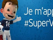 Euro 2016: Super Victor, c'est mascotte