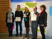 Grand récompense l'entreprise alsacienne SEWOSY pour éco-innovation
