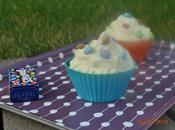 Cupcakes chocolat smarties!!