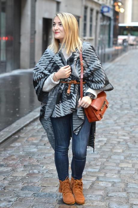 1 Poncho 3 Looks #1 (concours inside)