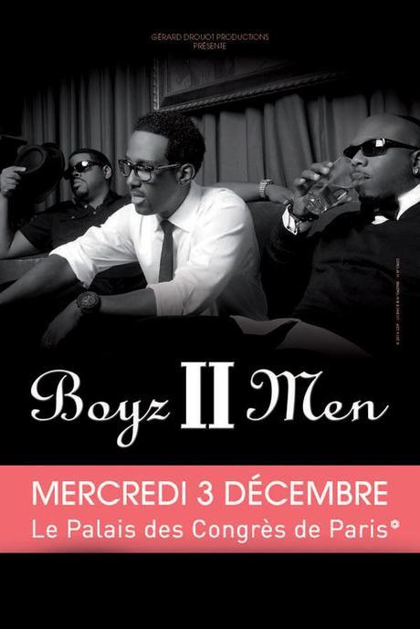 Boyz II Men Affiche