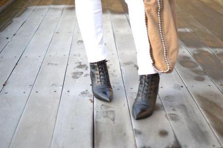 Cat boots by Saint Laurent 1