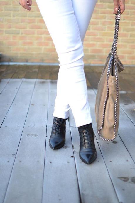 Cat boots by Saint Laurent 3