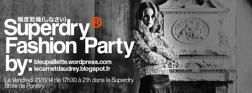 superdry fashion party pontivy