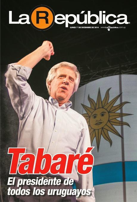 Triomphe de Tabaré Vázquez en Uruguay [Actu]