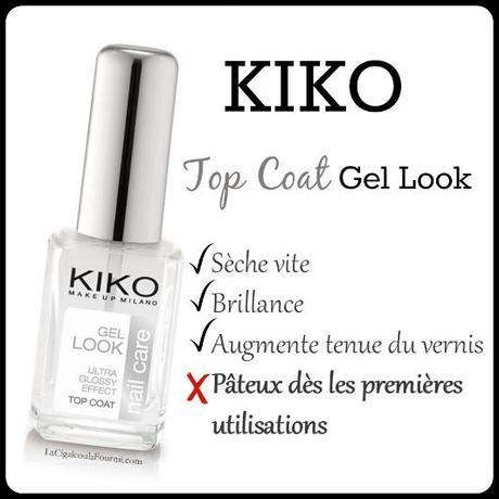 Kiko, top coat