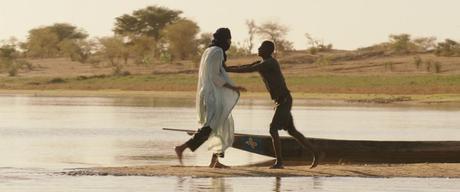 Timbuktu lac