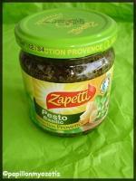 Pesto basilic Zapetti