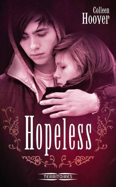 Couverture Hopeless, tome 1