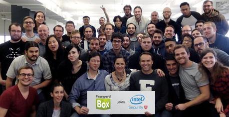 Intel fait l'acquisition de PasswordBox