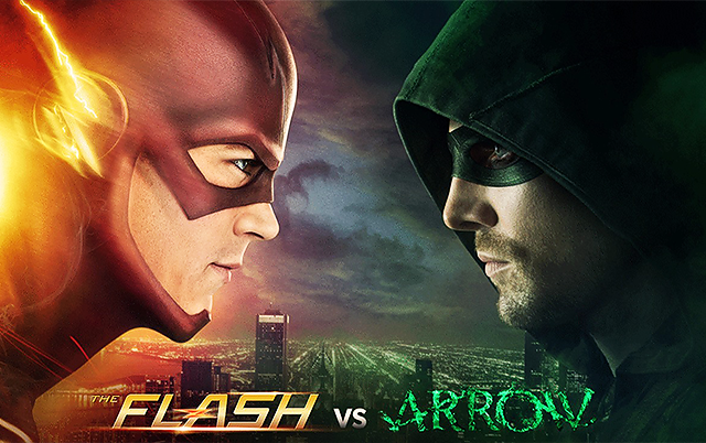 Une bande-annonce de 2 minutes pour le crossover entre Arrow et The Flash !