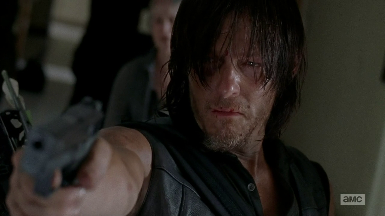 Les critiques // The Walking Dead : Saison 5. Episode 8. Coda.