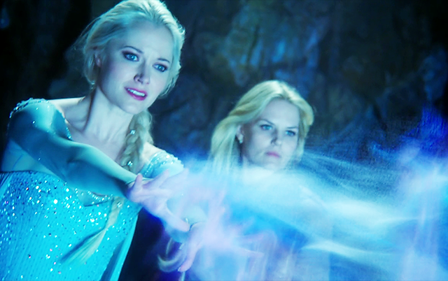 Les critiques // Once Upon a Time : Saison 4. Episode 10. Fall.