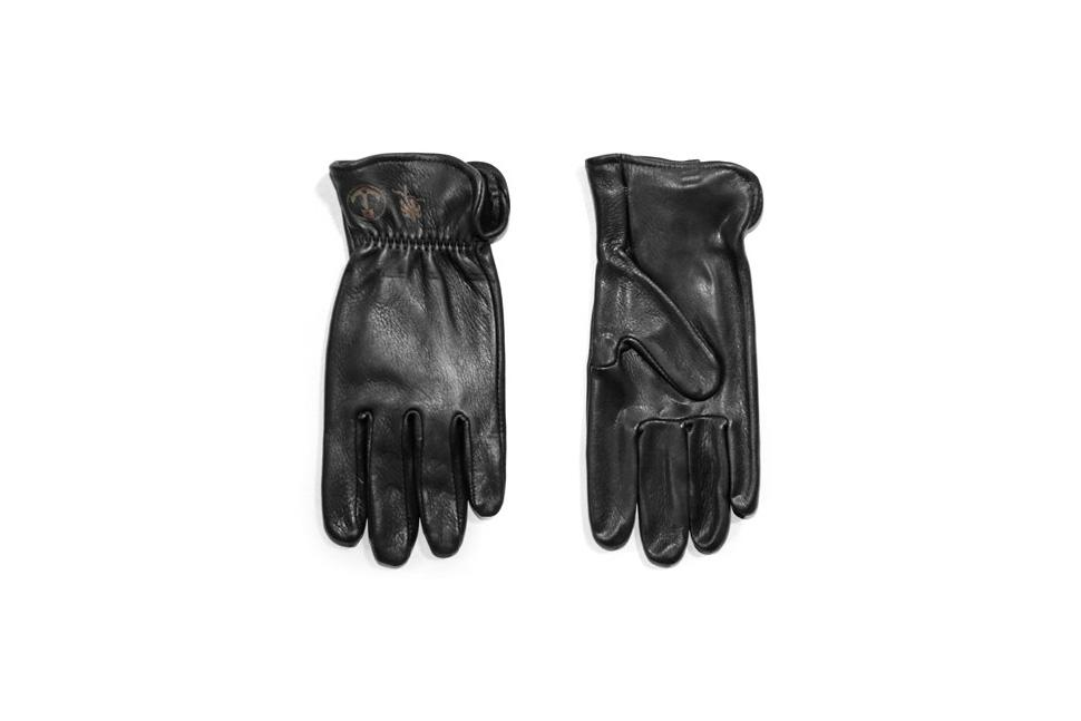 DESILLUSION X IRON & RESIN – F/W 2014 – LEATHER GLOVES