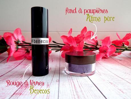 A la découverte du maquillage bio avec Houppettes et Compagnie (+concours)