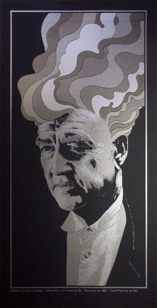 Chuck Sperry - david Lynch