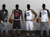 adidas dévoile maillots Star Game 2015