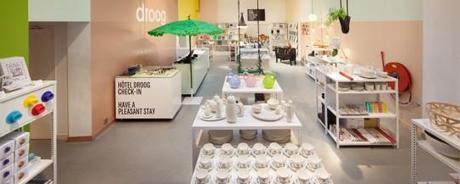 Visite Déco : Droog Hotel à Amsterdam