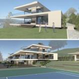 Une nouvelle maison pour Federer en Suisse